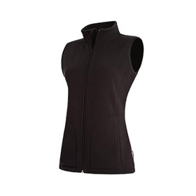 Womens Active Fleece Vests
