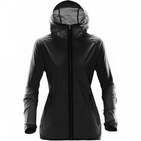 Womens Ozone Hooded Shells
