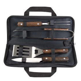 Wooden BBQ Sets