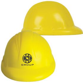 Yellow Stress Hard Hats