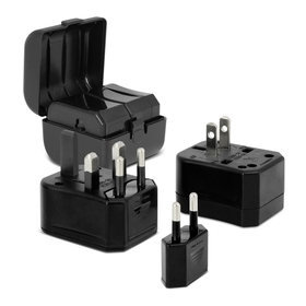 Zone Travel Adapters