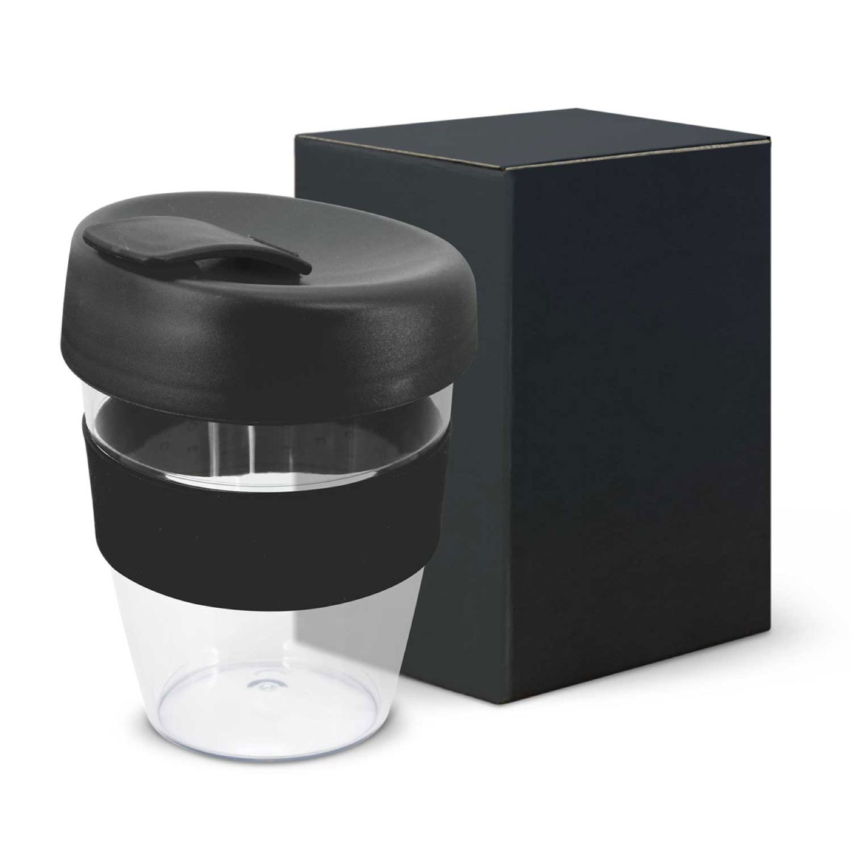 promotional clear forrest eco cups