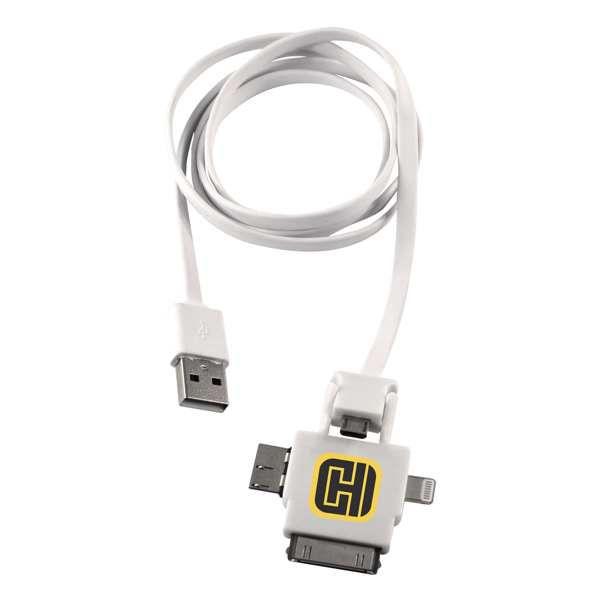 e0663addb6113a Promotional Express 4 in 1 Charger Cables: Branded Online ...