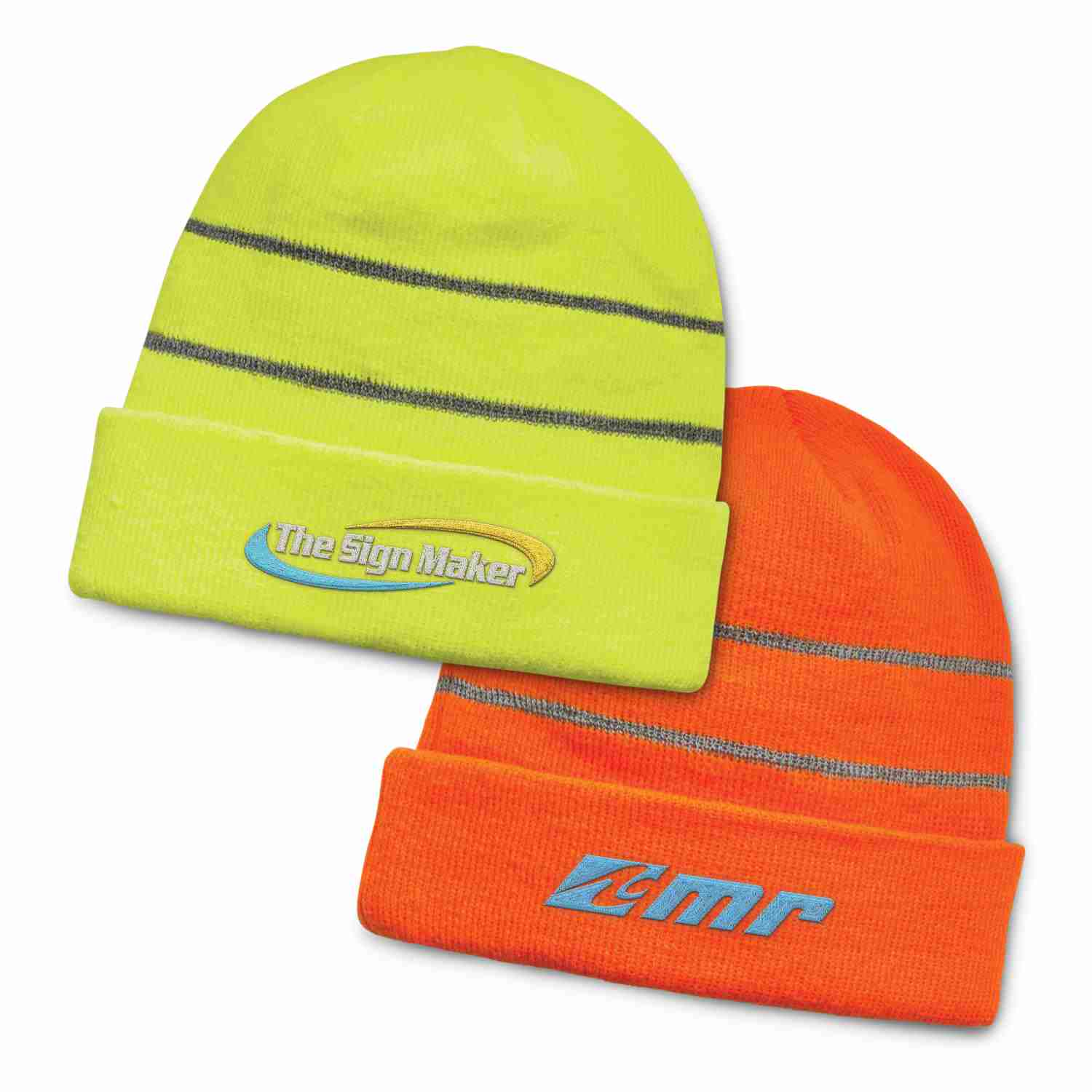 a09a7038f Promotional Forrest Hi-Vis Cuff Beanies: Branded Online   Promotion ...