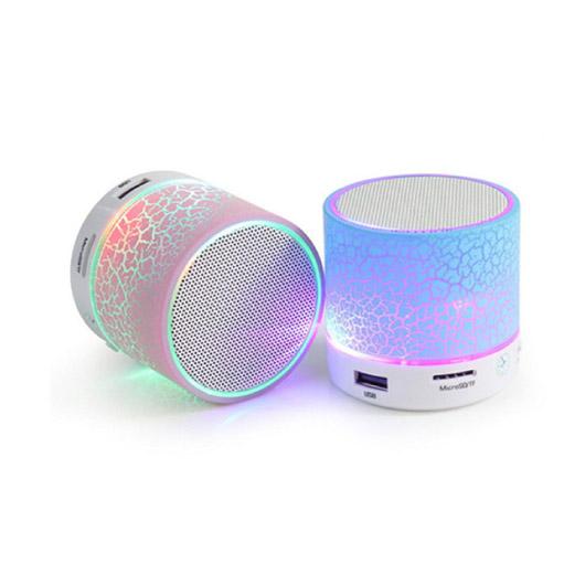 Light Up Bluetooth Speakers