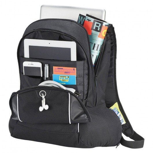 Laptop Backpacks Open View