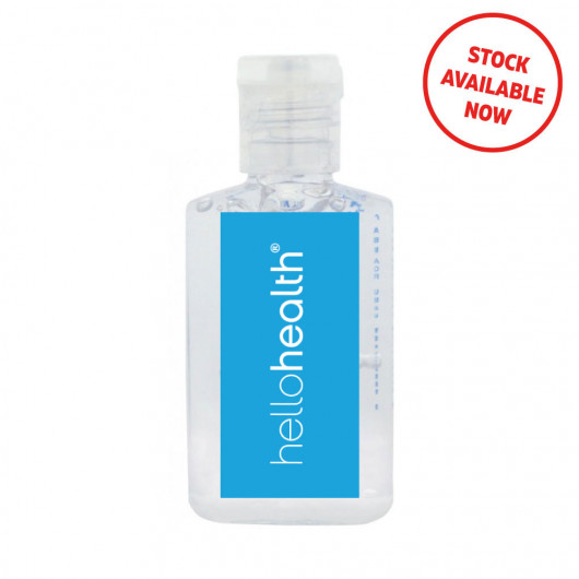 Promotional 30mL Hand Sanitiser Gels