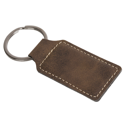 AGRADE Sueded Leatherette Key Tags