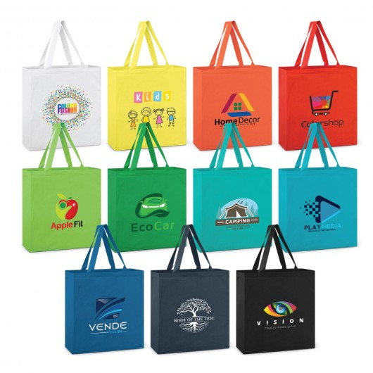 Applecross Cotton Tote Bags printed