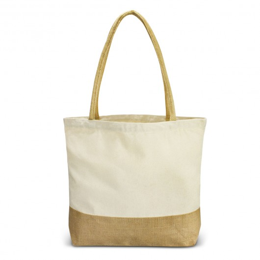 Front View Athena Tote Bags