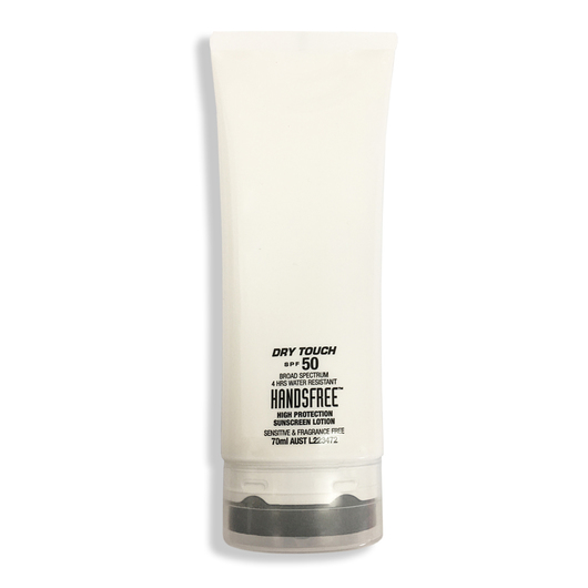 Australian Made 70mL SPF 50 HandsFree Sunscreen