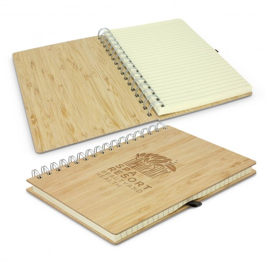 Promotional Bamboo Notebooks