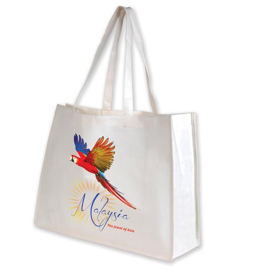 Bamboo Shopper Bags
