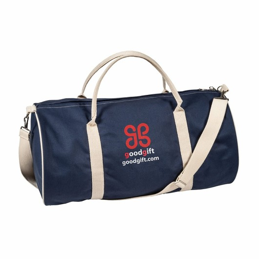 Barrel Bags Navy