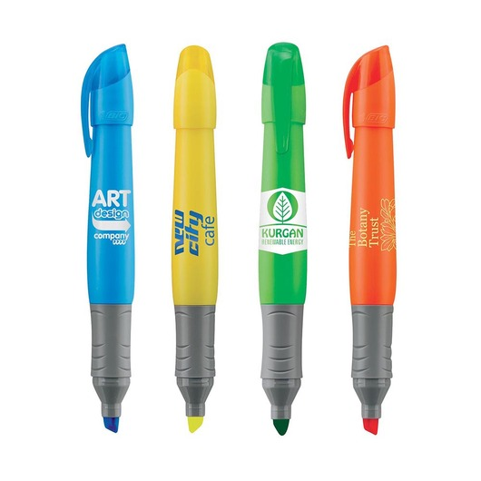 Bic XL Highlighters