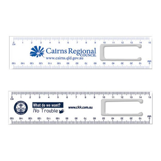 Promotional Bookmark Rulers