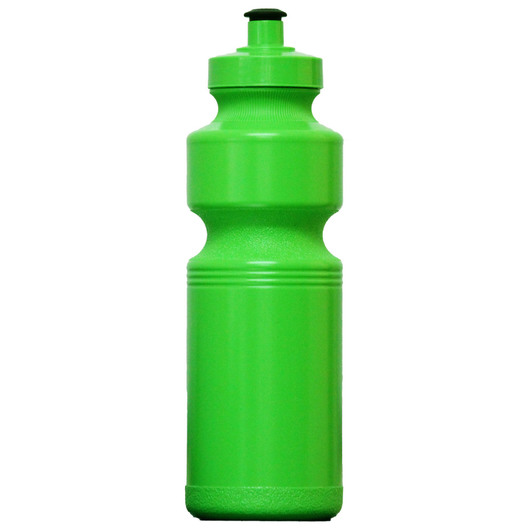 Budget Bottles Light Green