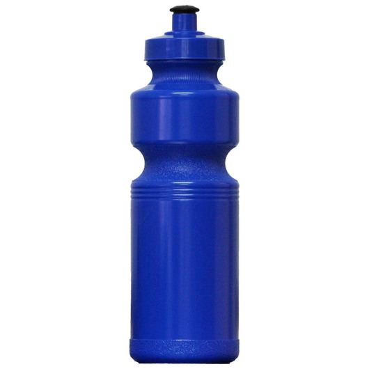 Budget Bottles Royal Blue