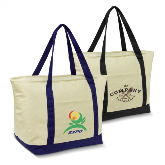 Promotional Calico Cooler Bags