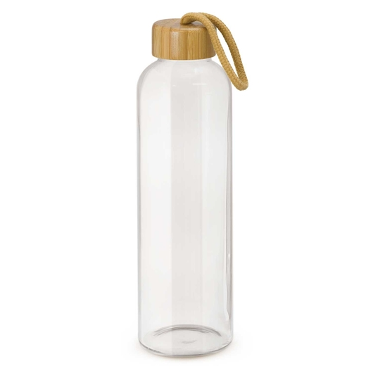 Canterbury glass bottle clear