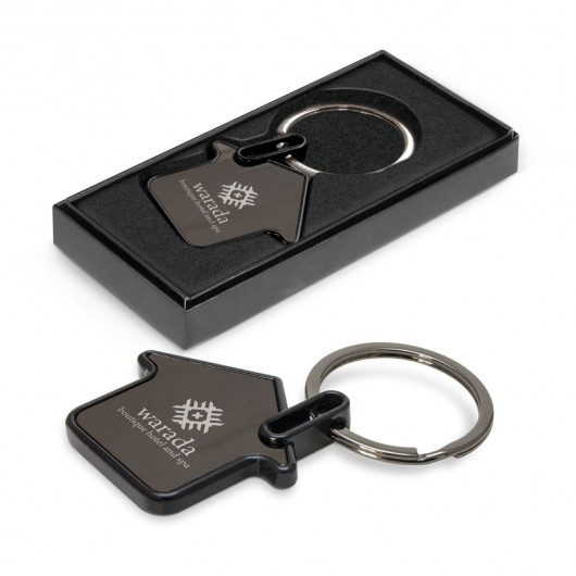 Canterbury House Keyrings Branded