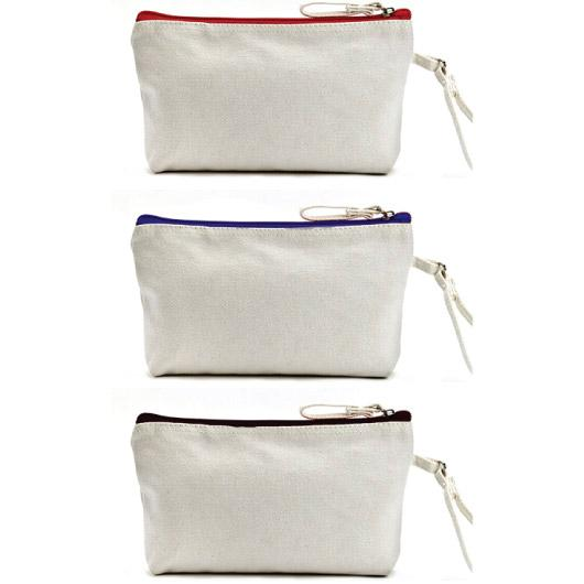 GroupCanvasCosmeticBags