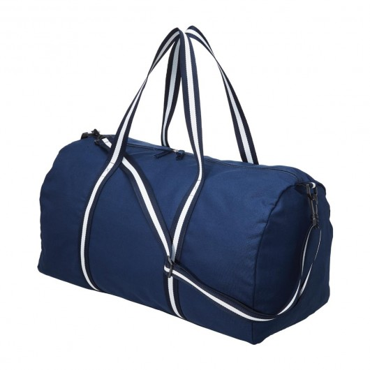 Canvas Duffle Bags Navy