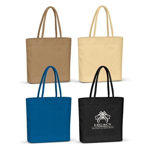Carrera Jute Tote Bags