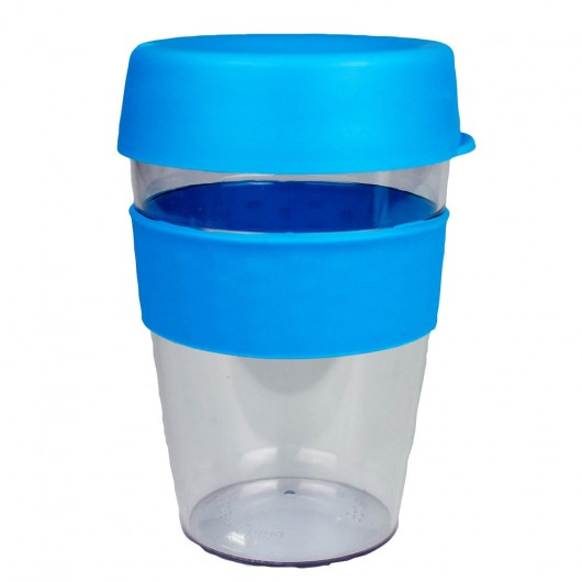 Light Blue Carry Cups