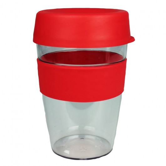 Red Carry Cups