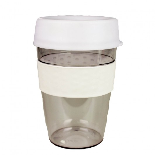 White Carry Cups