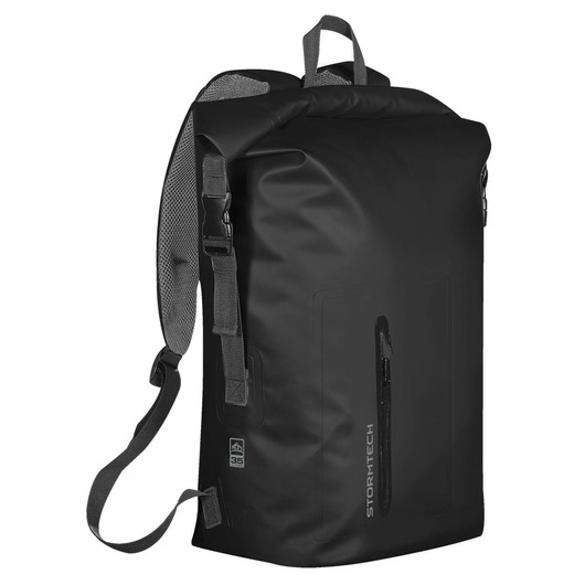 Cascade Waterproof Backpacks Black Granite