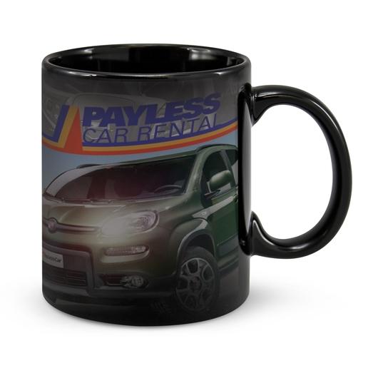 Changing Coffee Mugs