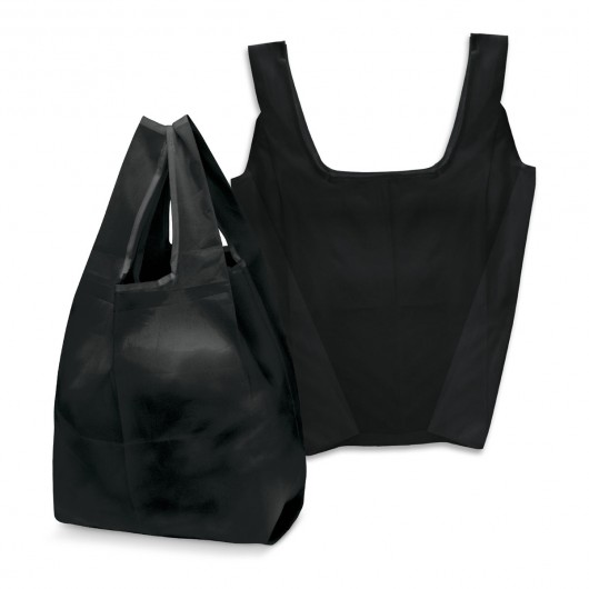 Black Checkout Shopping Bags