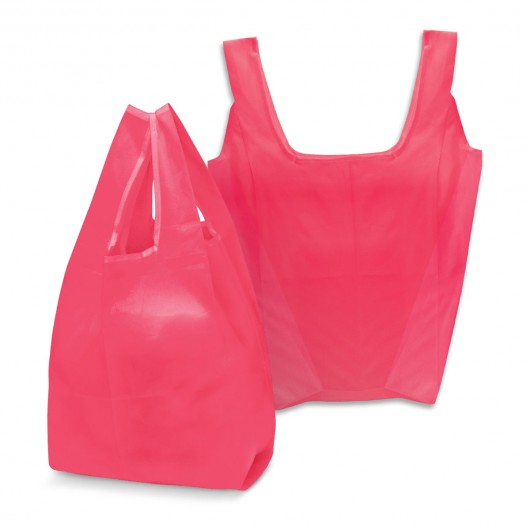 Pink Checkout Shopping Bags