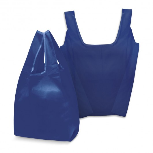 Royal Blue Checkout Shopping Bags