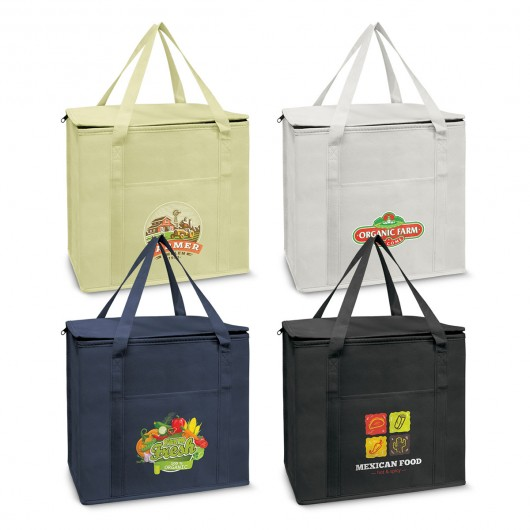 Printed Claremont Shopping Coolers