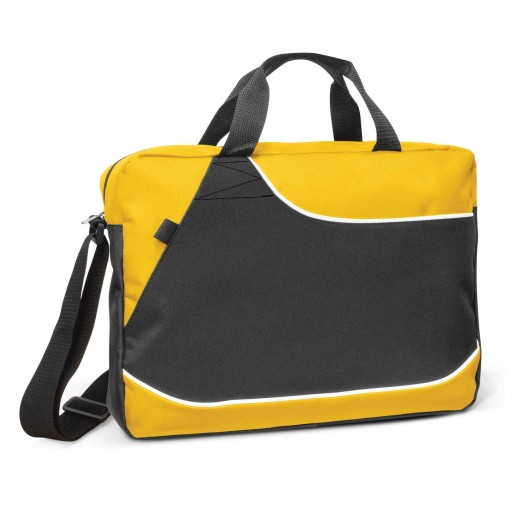 Clayfield Conference Satchels Yellow