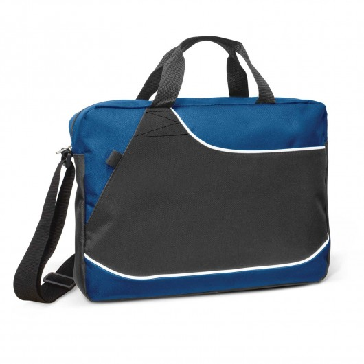 Royal Blue Clayfield Conference Satchels