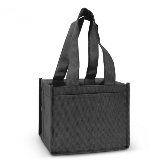 Coffee Carrier Bags Black