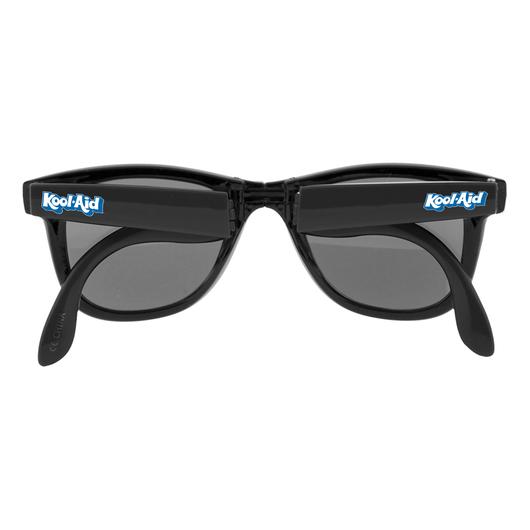 Collapsible Retro Sunglasses