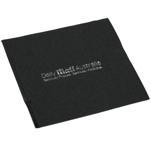 Printed Colour Cocktail Napkins