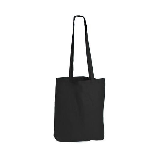Coloured Long Handle Calico Bags