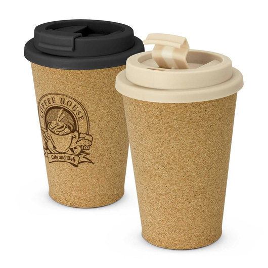 Cork Coffee Cups Group