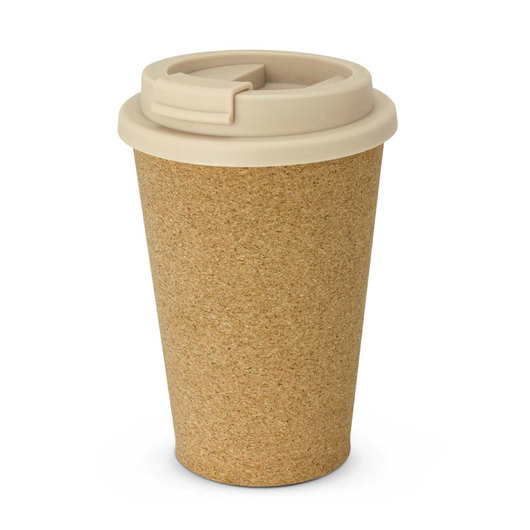 Cork Coffee Cups Natural