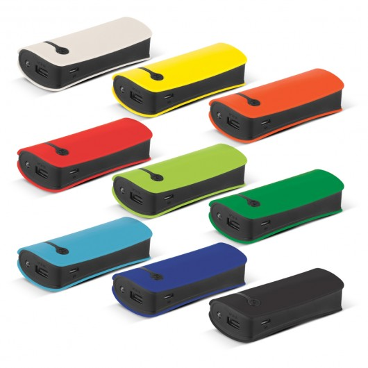 Promotional Curve Power Banks