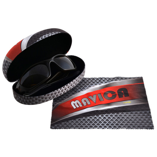 Custom Sunglasses Case and Lens Cloths