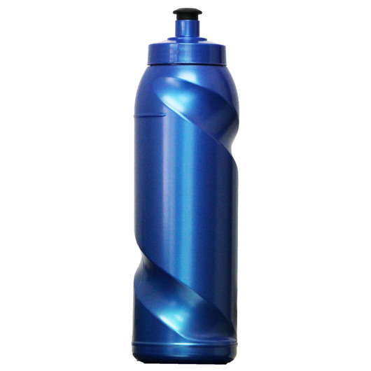 Dark Blue Cyclone Bottle