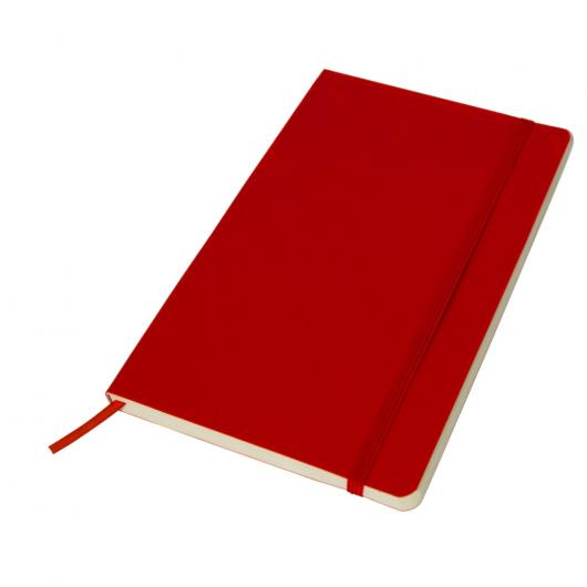 Dawes Soft Cover Notebooks Red