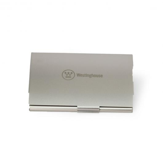 Deluxe Business Card Holders Engraved